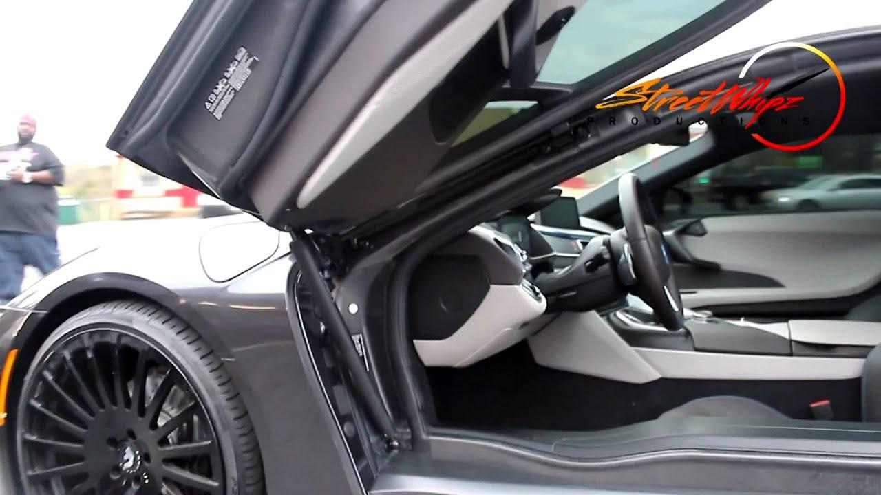 Bmw I8 And M7 Twin Turbo Triple Black 750 On Forgiatos Youtube