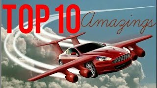 Top 10 most Amazing Technologies
