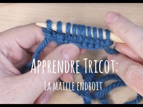 Comment faire tricot
