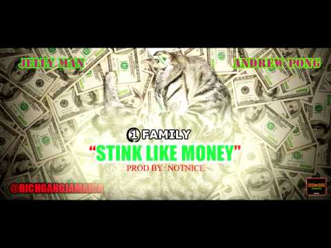 1Family - Stink Like Money(DESERT RIDDIM) Oct 2014