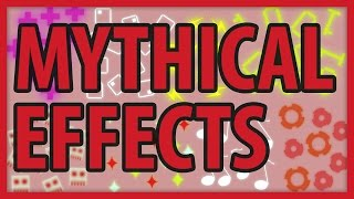 [Outdated since Halloweenupdate 2017] Unturned All Mythical Effects