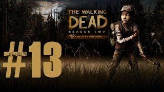 The Walking Dead - Temporada 2 | Let's Play en Español | Capitulo 13