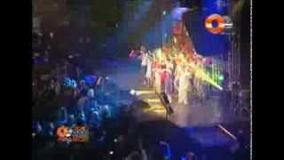 Вера Брежнева - Любовь спасет мир OE VIDEO MUSIC AWARDS
