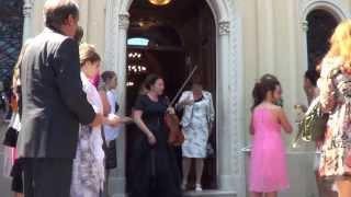 Свадьба в Монако