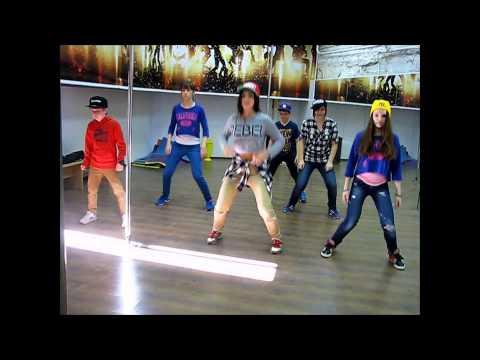 Хип-Хоп - Танцы - Смотреть онлайн видео уроки для