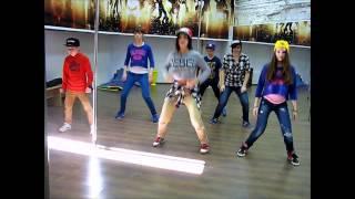 Онлайн урок Рокси, хип хоп(, 2014-04-03T20:50:05.000Z)