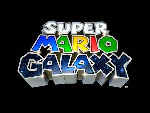 Honeyhive Galaxy - Super Mario Galaxy