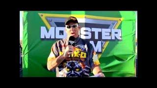 Monster Jam World Finals XVIII Racing Preshow featuring Year End Awards