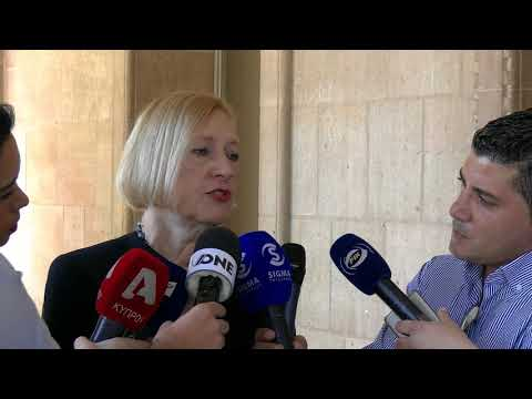 DSASG Spehar addresses the media following a meeting with Mr. Nicos Anastasiades (15/09/2017)