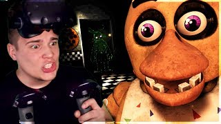 ROZBIERAM ANIMATRONIKI! ( ͡° ͜ʖ ͡°) - Five Nights at Freddy's VR: Help Wanted #3