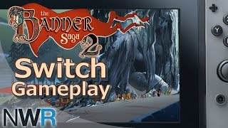 12 Minutes of Banner Saga 2 on Switch (PAX East 2018)