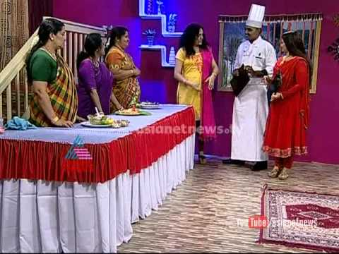 Salad Making Competition :Ithalukal 1st Oct 2014