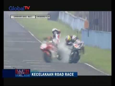 Kecelakaan Road Racing Sentul: Pasca Operasi, Fadli Masih Dirawat Intensif - BIM 08/06