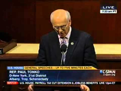 Paul Tonko: 'Twas the Week Before Christmas