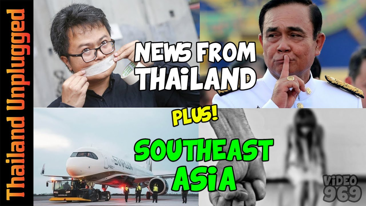 NEWS FROM THAILAND and SOUTHEAST ASIA #969