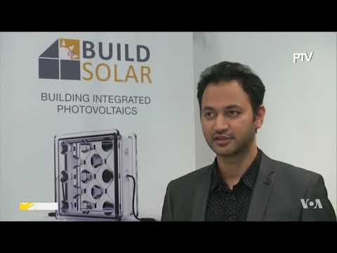 GLOBAL NEWS: Solar power glass bricks generate energy while letting in light