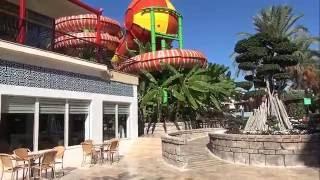 Crystal Aura Beach Resort & SPA 5*  Турция Кемер Территория отеля