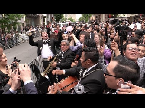 Mariachis Serenade @ Latin Party At Racist Aaron Schlossberg's House 5/18/18