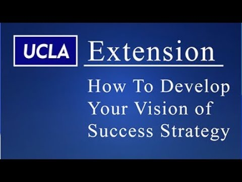 Vision of Success Strategy