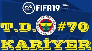 FULL SİMULATE ! FIFA 19 KARİYER MODU #70 [FİNAL]