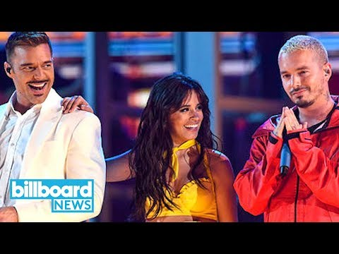 Camila Cabello Kicks Off 2019 Grammy Awards With Exhilarating Havana Performance | Billboard News