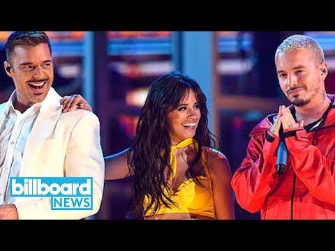 download Camila Cabello Kicks Off 2019 Grammy Awards With Exhilarating 'Havana' Performance   Billboard News