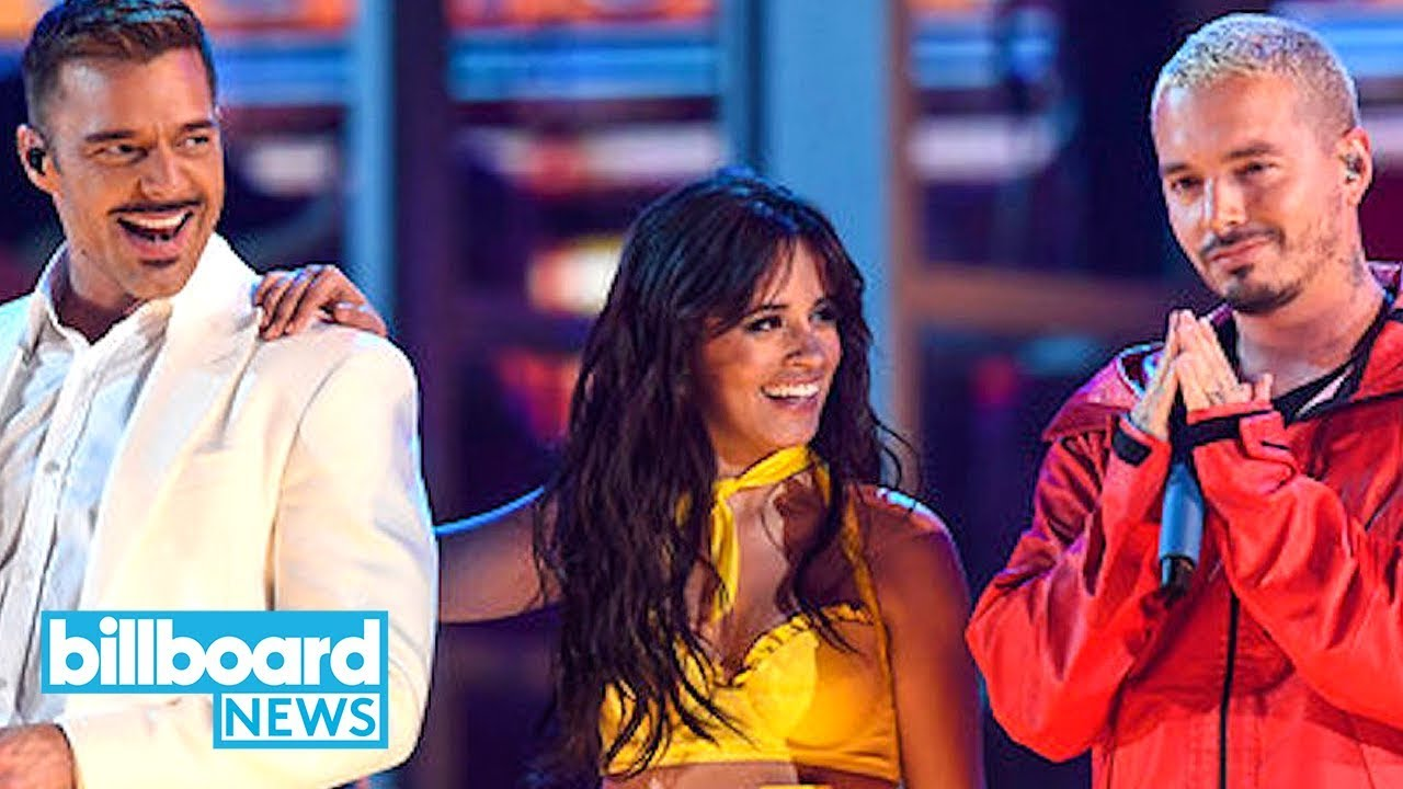 camila cabello kicks off 2019 grammy awards with exhilarating havana performance billboard news youtube camila cabello kicks off 2019 grammy awards with exhilarating havana performance billboard news