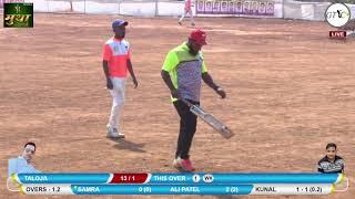 TALOJA VS ANJUR FULL MATCH @ AAMDAR CHASHAK 2018 - ORG - B SPORTS BALYANI - FINAL DAY
