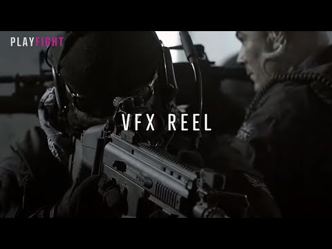 Call Of Duty: Operation Kingfish - PLAYFIGHT VFX REEL