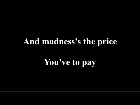Blind Guardian - Ride into Obsession [Lyrics]
