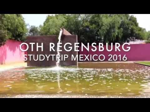 Mexico 2016 architecture study trip - OTH Regensburg