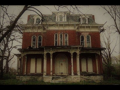 Abandoned Mansion Haunted by Dolls that Move by Themselves!!!