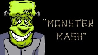 """Monster Mash"" (Lyrics) ✤ BOBBY ""BORIS"" PICKETT 💀 1080HD"