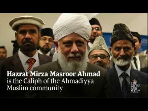 Khalifa of Islam Ahmadiyya reacts to Muslim Ban by Donald ...