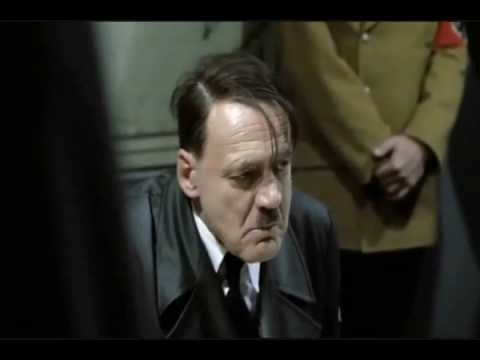 Hitler finds out that Scott Walker won the Wisconsin recall election