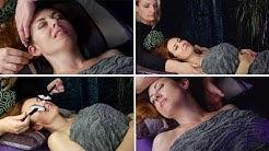 ASMR Massage London ✨ Tingle Treatment ✨ Massage, Tapping, Face Brushing