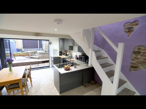 Modernising a country cottage - The 100k House: Tricks of the Trade - Series 2 Episode 2 - BBC Two