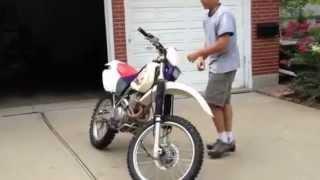 1996 Honda XR250