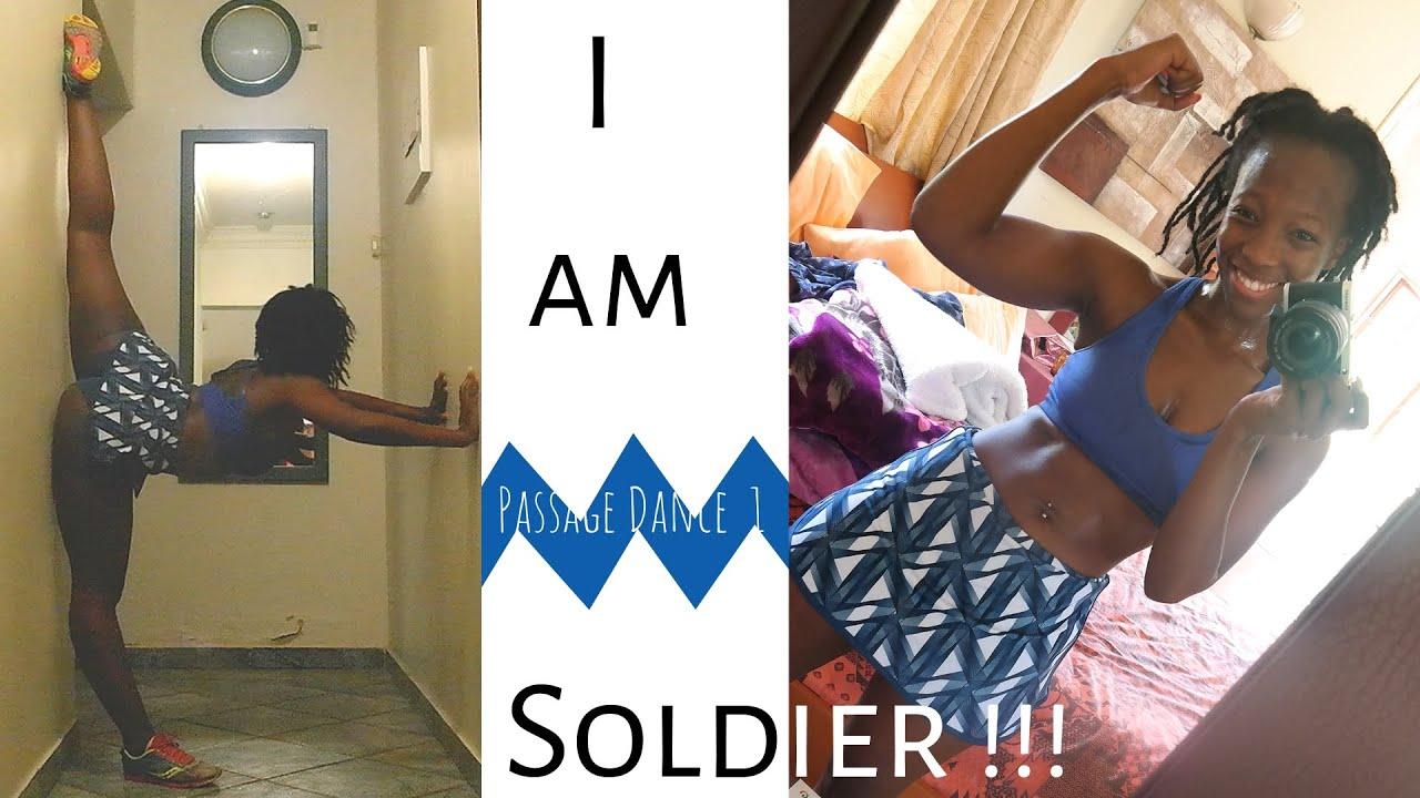 I am a Soldier | Passage Dance 1 - Dance Fitness Workout