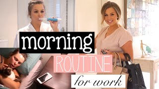 One of Crystal Conte's most viewed videos: Morning Routine For Work