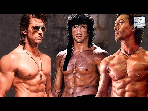 Hrithik Roshan REPLACED By Tiger Shroff In Rambo Remake