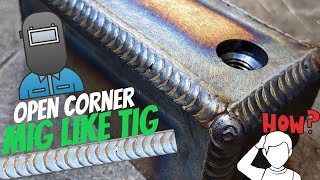 HOW TO MIG LIKE TIG WELD (Stacking Dimes) W/ OVERKILLRACINGANDCHASSIS w/ *Tips and Techniques*
