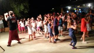 Coccodè baby dance Talamone Camping Village 2015