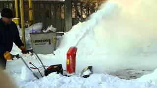 Снегоуборочник Alko