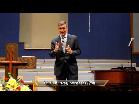 ACT! for America San Antonio - Lt. Gen. (Ret) Michael Flynn