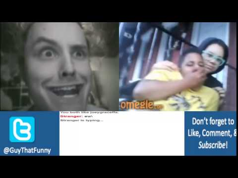 face to Omegle face