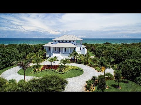 Luxury Oceanfront Homes | 12020 Seaview Drive Vero Beach, Florida