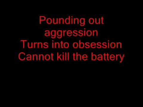 Metallica - Battery   Lyrics