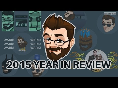 2015 Year in Review + 2016 Content Lineup