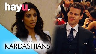Wedding Rehearsal From Hell | Keeping Up With The Kardashians